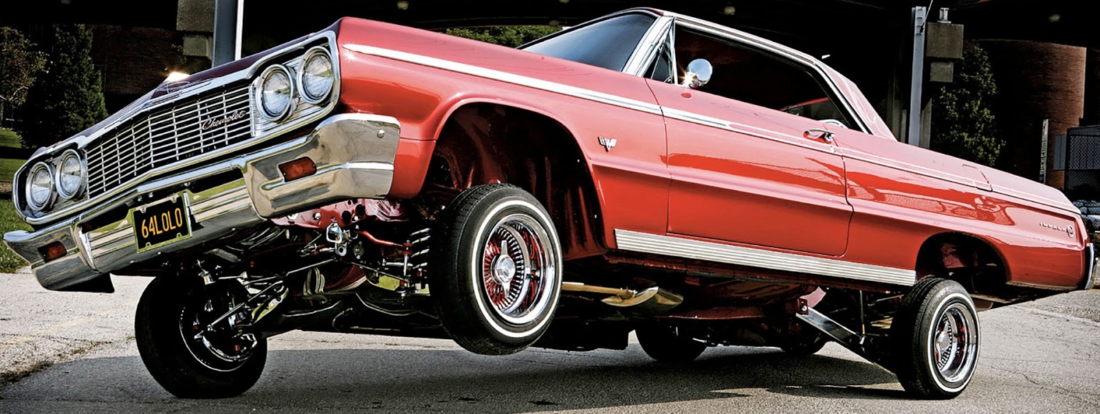 lowrider cars welcome