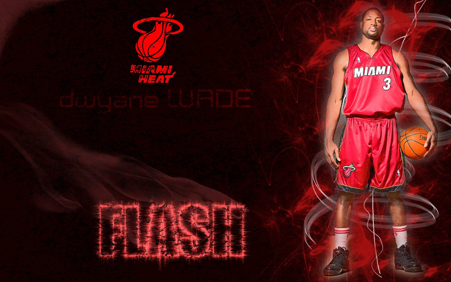 Dwyane Wade Wallpaper Movie Sport Wallpaper 1440x900