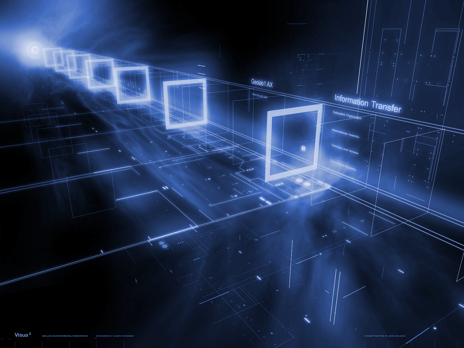 Technology Cyber Wallpaper 1600x1200 picture 1600x1200