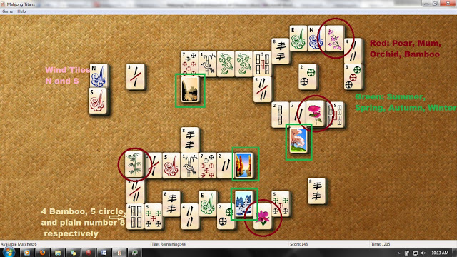 Mahjong Alchemy Wall Of Game