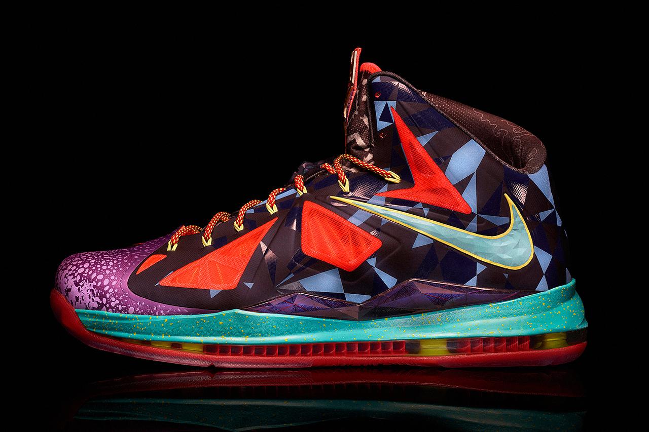 Nike Lebron James zapatillas MVP Lebron X 1280x853