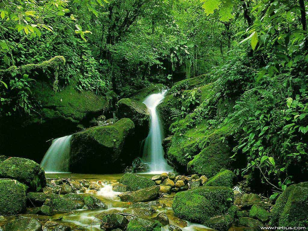 waterfall wallpapers download 1024x768