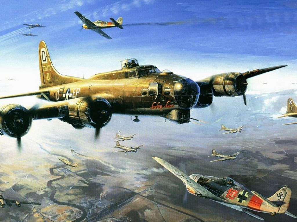 Boeing B 17 Flying Fortress Wallpaper 14   1024 X 768 stmednet 1024x768