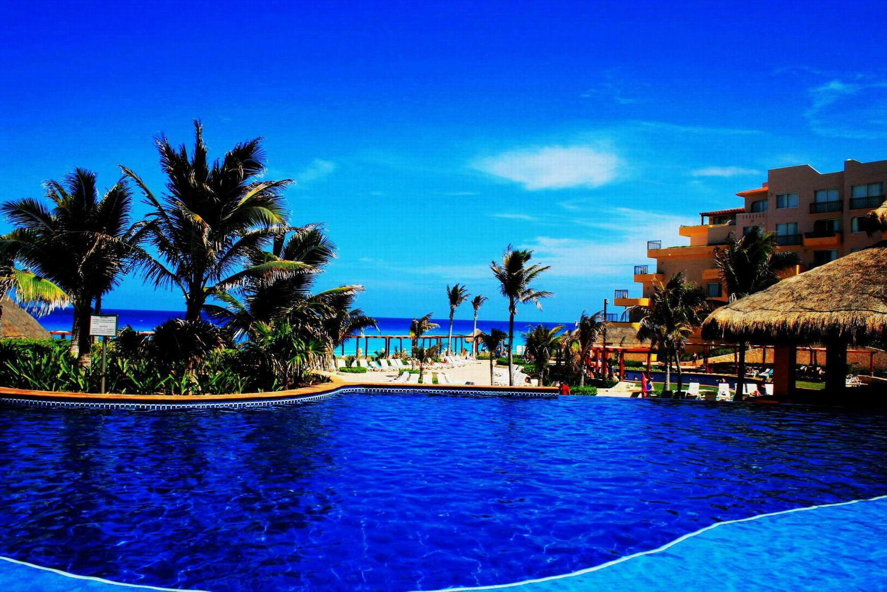 Cancun Wallpaper Desktop - WallpaperSafari
