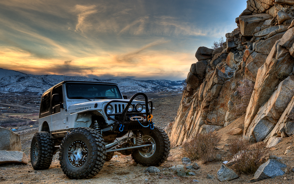 Jeep Renegade Lifted >> Lifted Jeep Wallpapers - WallpaperSafari