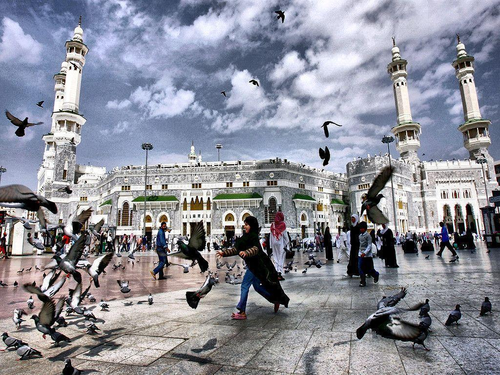 Mecca Wallpapers 1024x768