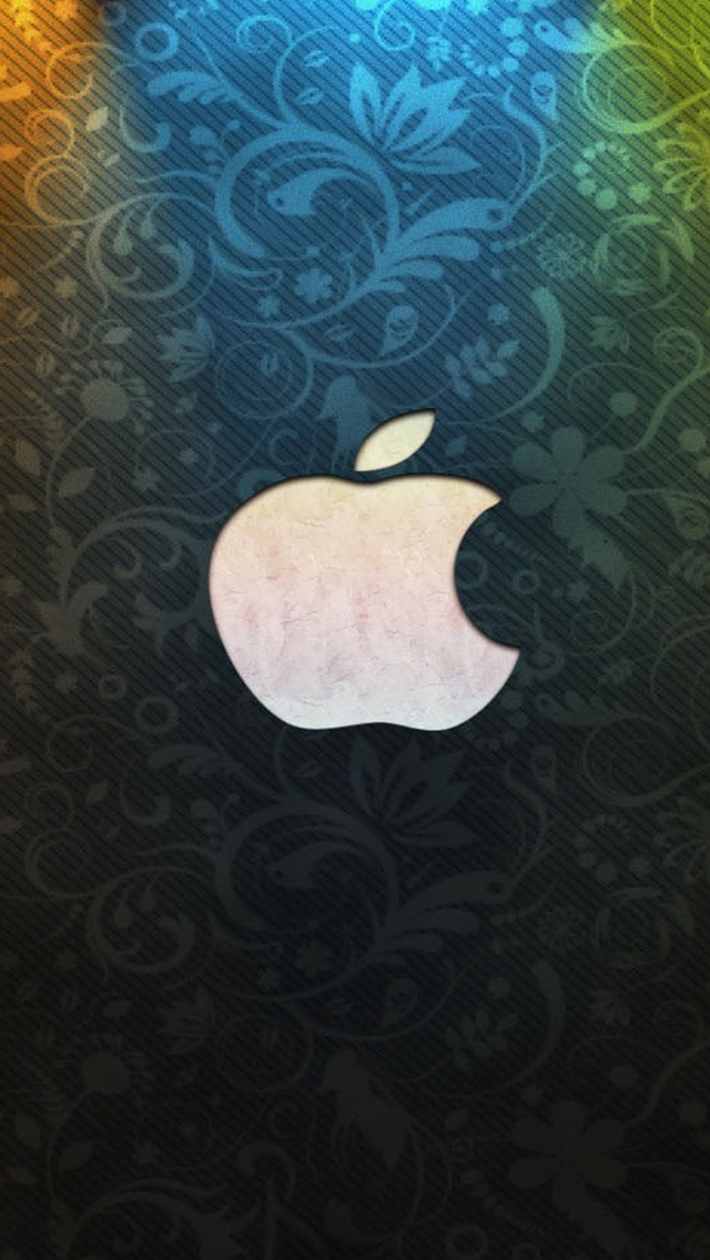 Download Apple Logo iPhone 5 HD Wallpapers HD Wallpapers 640x1136