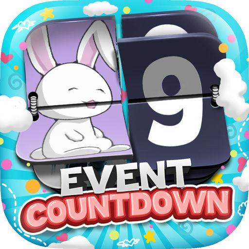 Event Countdown Beautiful Wallpaper   Cutie Cute Pro Par 512x512