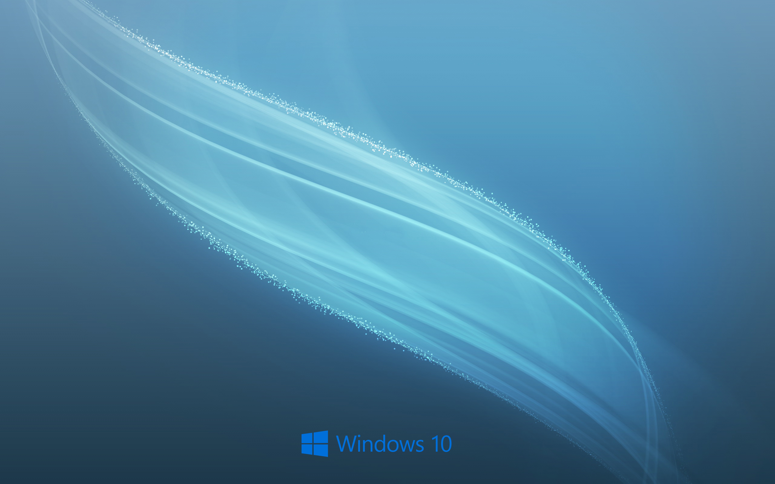 wallpaper pattern in blue wave for windows 10 HD Wallpapers for 2560x1600
