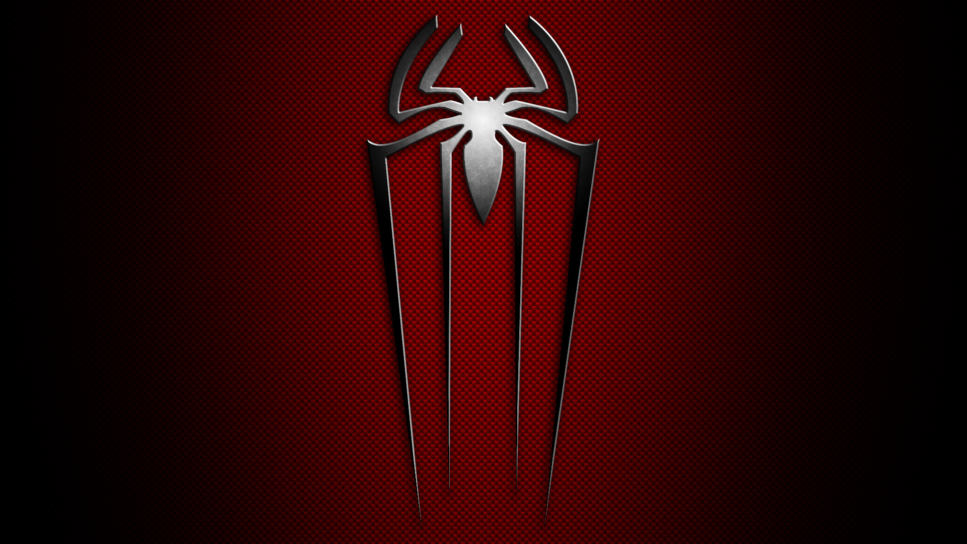 spiderman logo wallpaper wallpapersafari