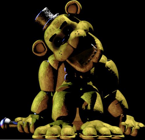 Golden Freddy   Villains Wiki   villains bad guys comic 500x482