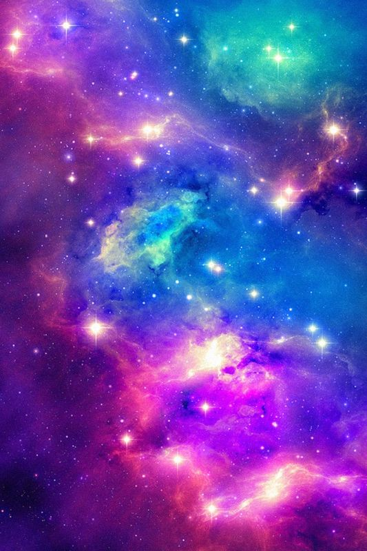 44 Purple And Blue Galaxy Wallpaper On Wallpapersafari