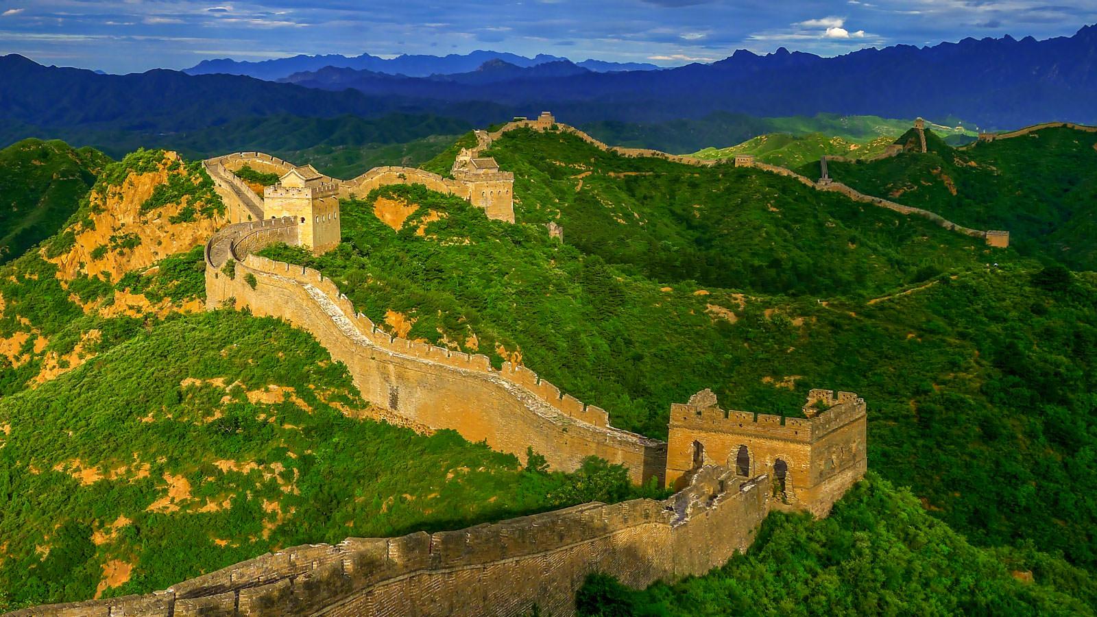 Run The Great Wall Marathon   April 15 2018 1600x900