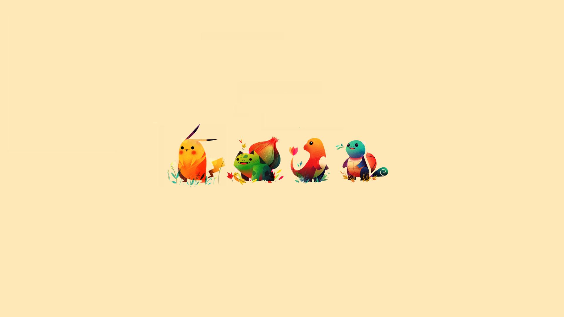 Pokemon Art iPad Wallpaper   Download iPad wallpapers 1920x1080