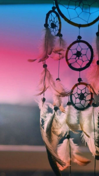Dreamcatcher Wallpapers   For iOS8 iPhone 6 iPhone 6 Plus on the 320x568