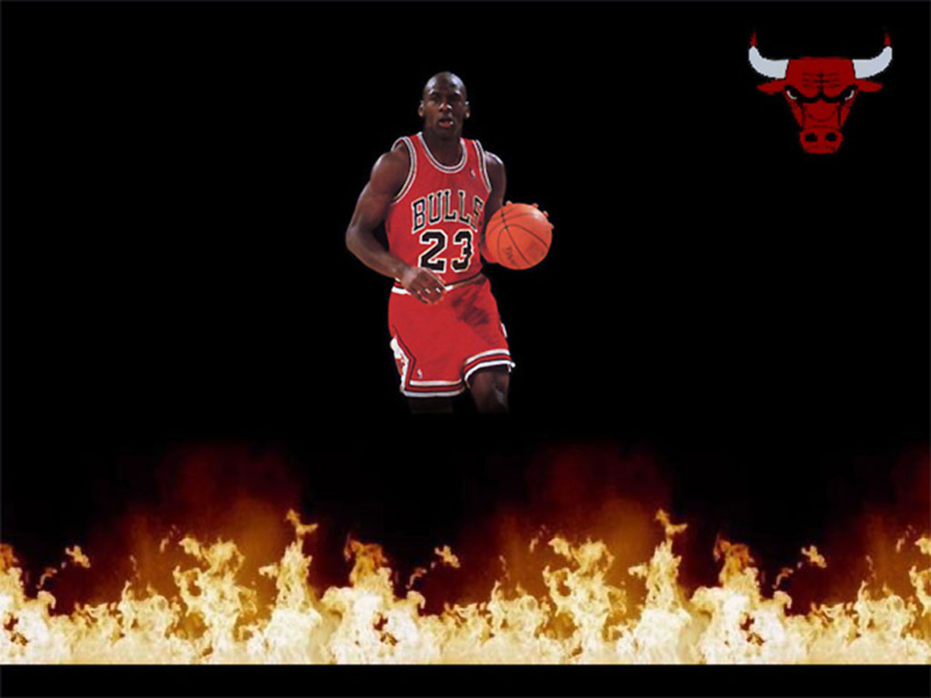 Michael Jordan Dunk Wallpapers Hd Wallpapers 1024x768