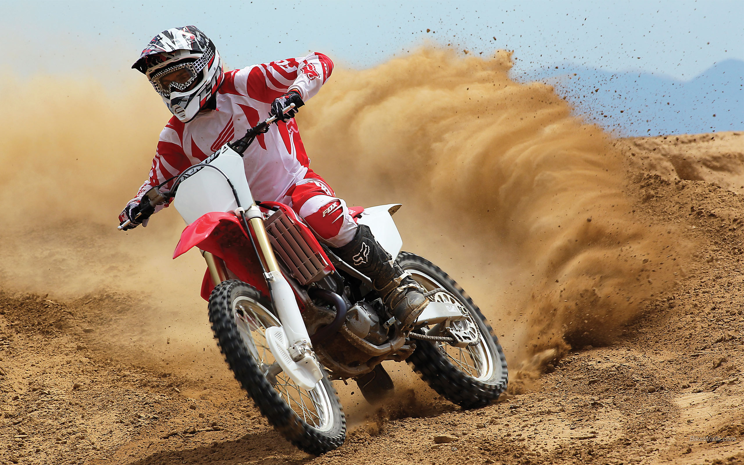 Honda Motocross CRF450 R   Motorcycles Photo 31816510 2560x1600