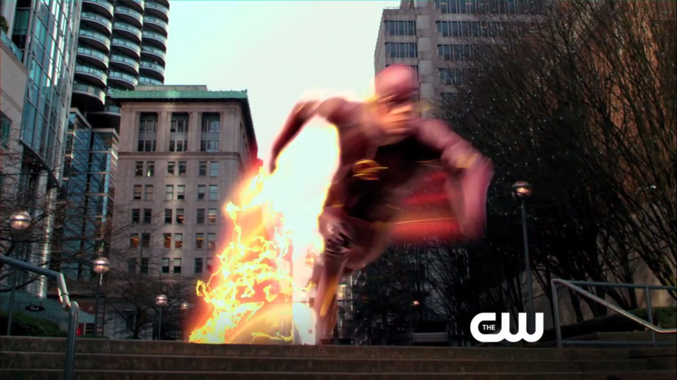 The Flash Trailer Easter Eggs and DC Comics References From an In 1366x768