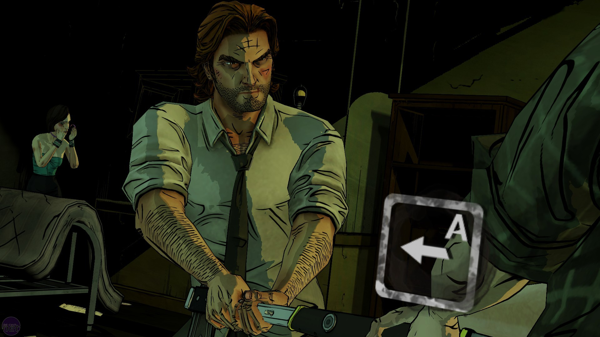 THE WOLF AMONG US game r wallpaper 1920x1080 169422 WallpaperUP 1920x1080