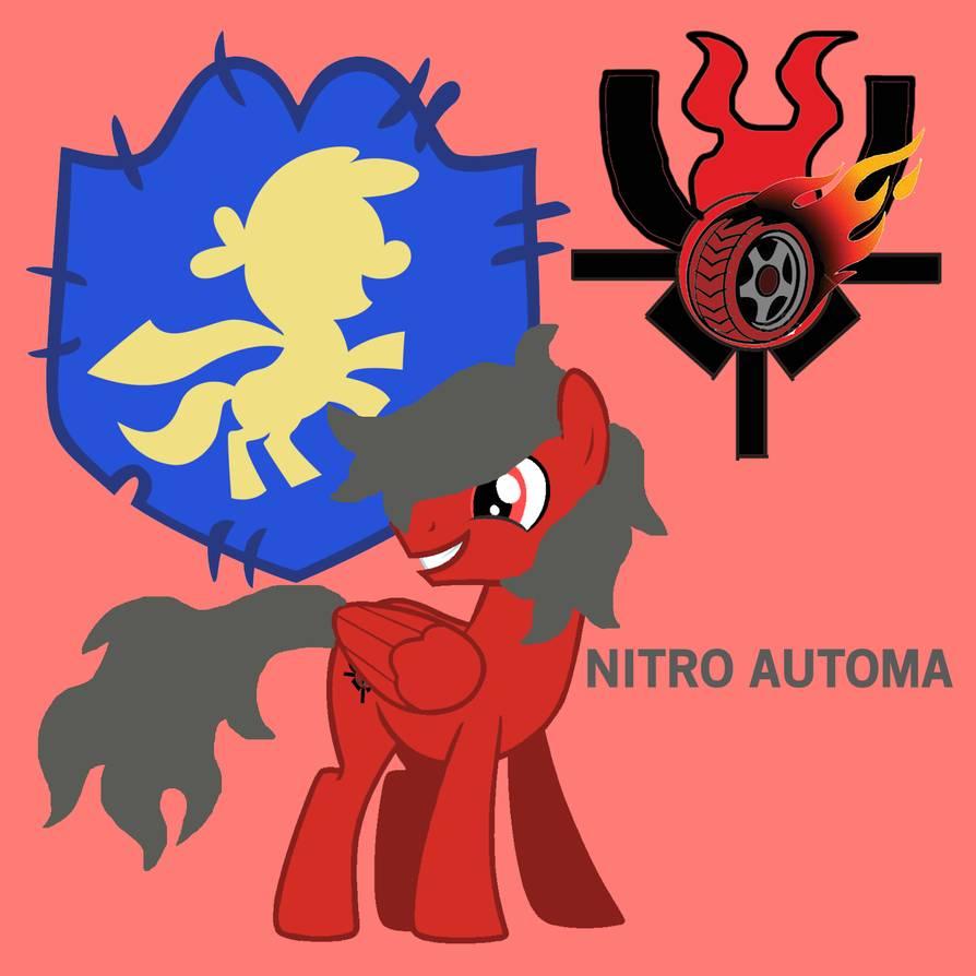 Nitro Automa CMC background by MotownWarrior01 894x894