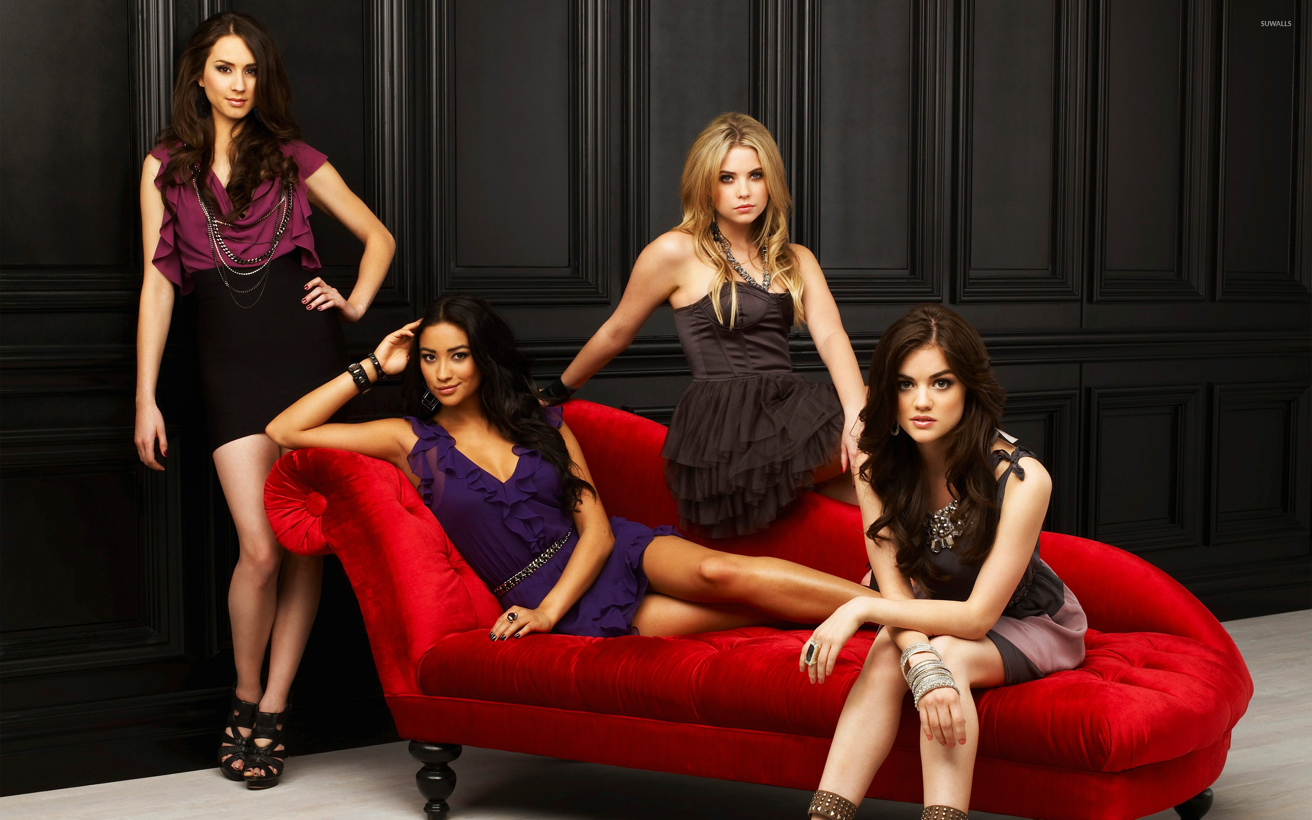 Pretty Little Liars wallpaper   TV Show wallpapers   8416 1280x800