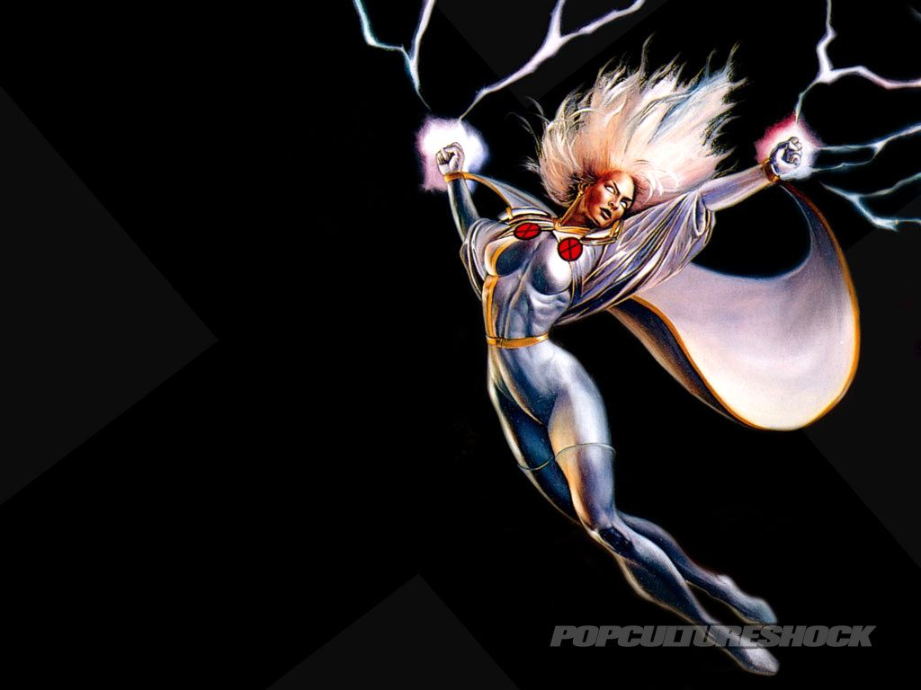 Storm Ororo Munroe wallpapers   X Men Wallpaper 31690269 1024x768