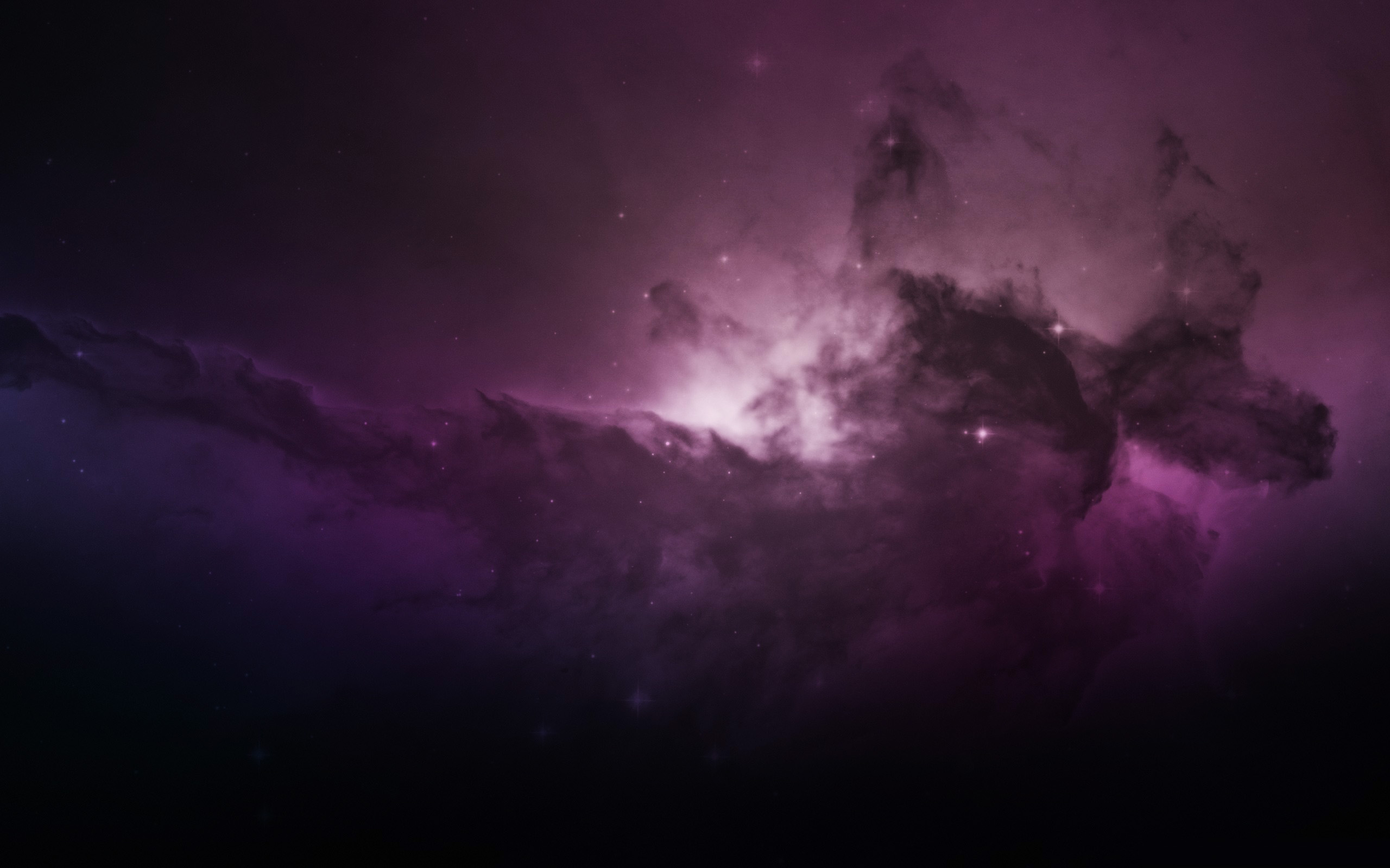Nebula Space Stars Wallpaper   Pics about space 2560x1600