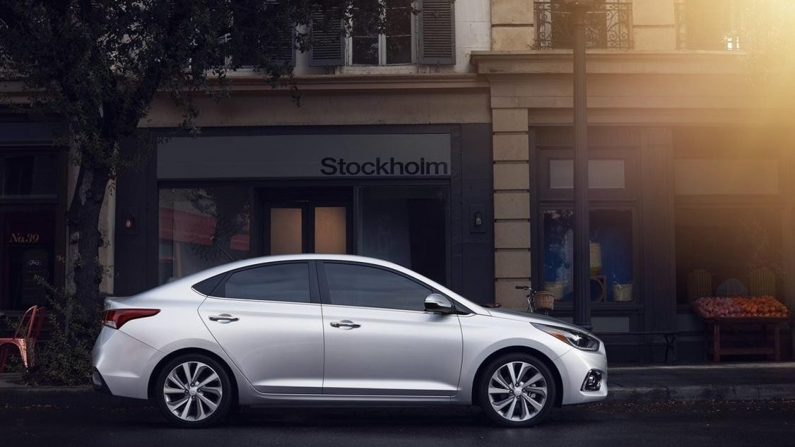 2019 Hyundai Accent Look High Resolution Wallpaper Best Car Rumors 1125x633