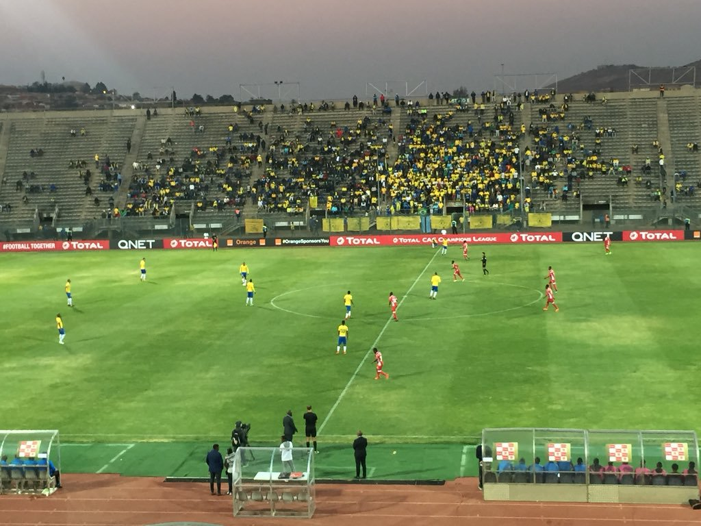 EWN Sport on Twitter CAFCL We have kickoff at the Lucas Moripe 1024x768