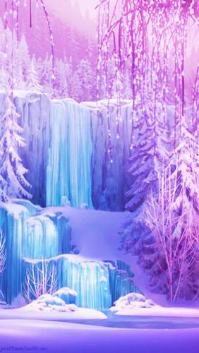 Frozen Phone Wallpaper   Elsa and Anna Photo 38675308 282x500
