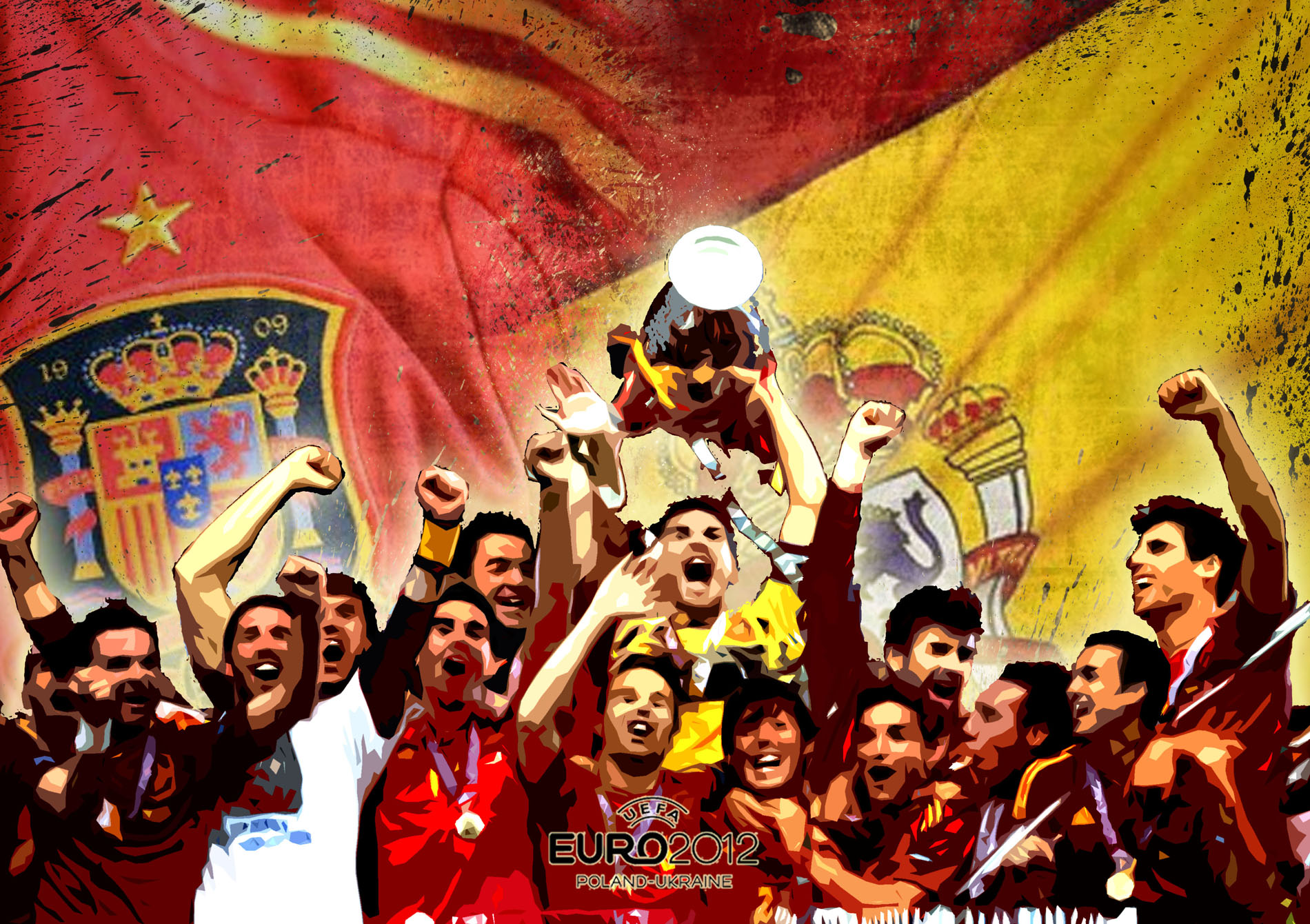 Spain Football Wallpaper Backgrounds and Picture 1900x1340