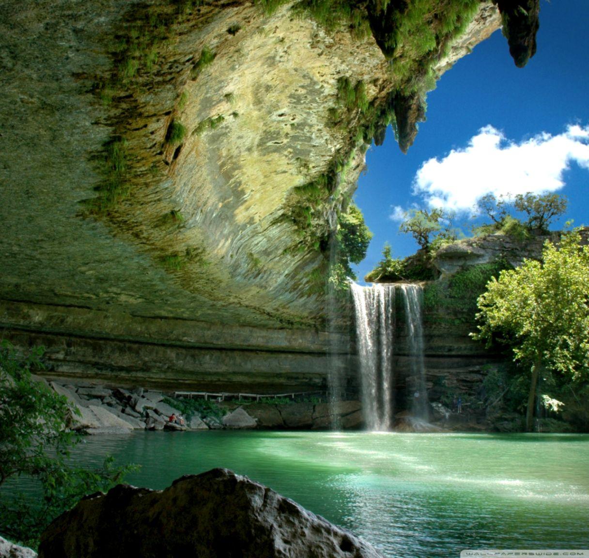 Beautiful Waterfall 4k Hd Desktop Wallpaper For 4k   Lau 1216x1152