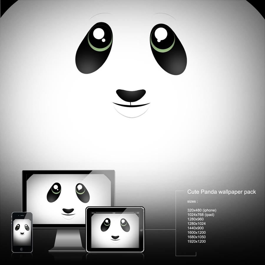 Cute Panda Cartoon Wallpaper Cute panda wallpaper by 900x900