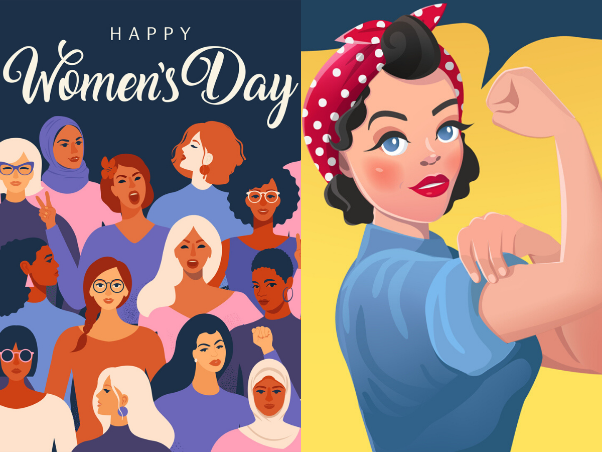 Happy International Womens Day 2020 Top 50 Wishes Messages 1200x900