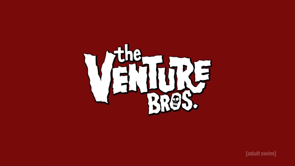 the venture bros title card Zoom Comics   Daily Comic Book 949x534