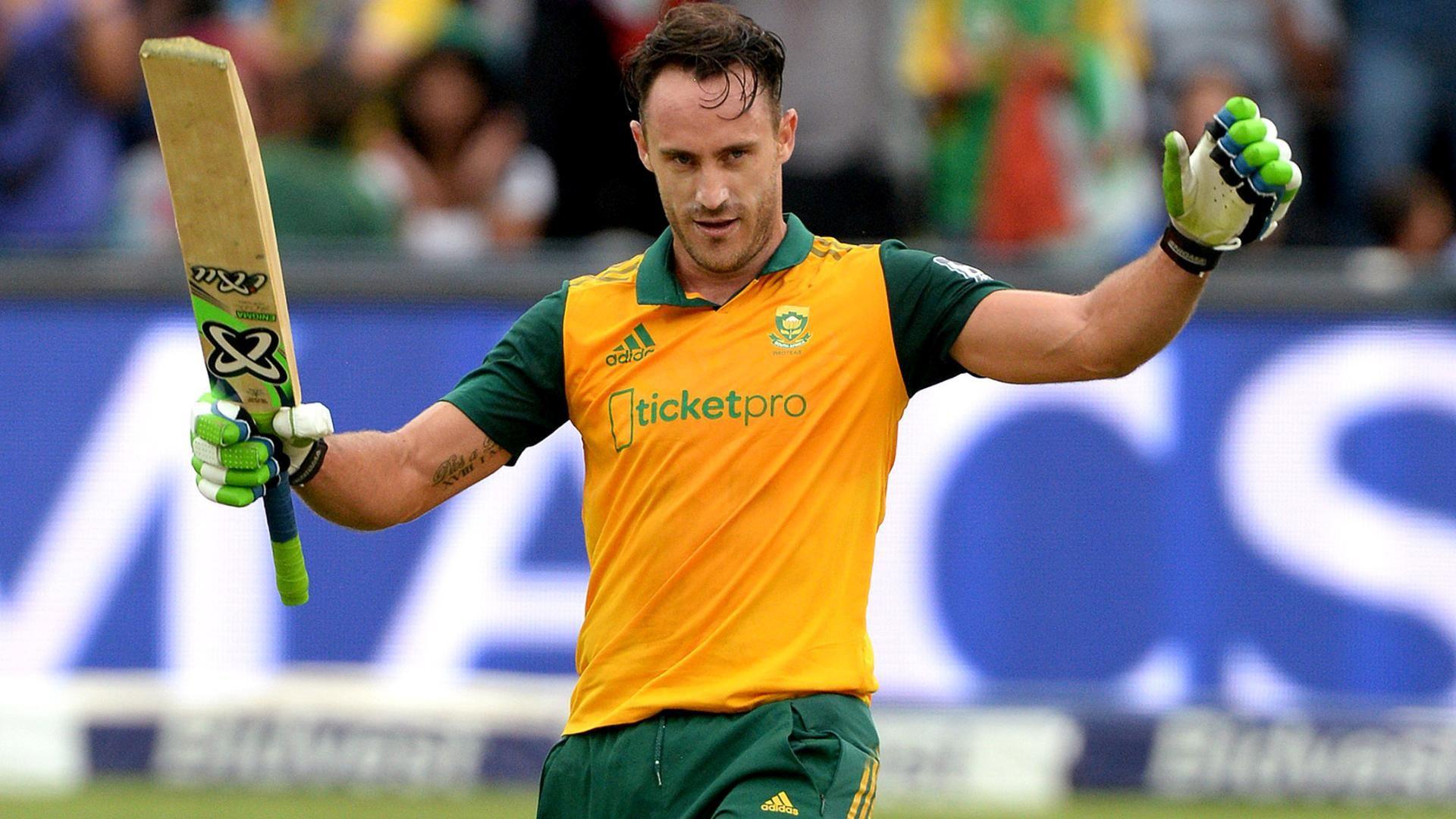 Faf du Plessis South Africa Cricket PlayersCricket World 1920x1080