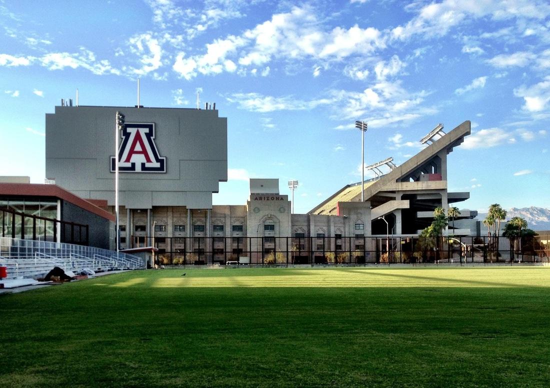 University Of Arizona Women S Building