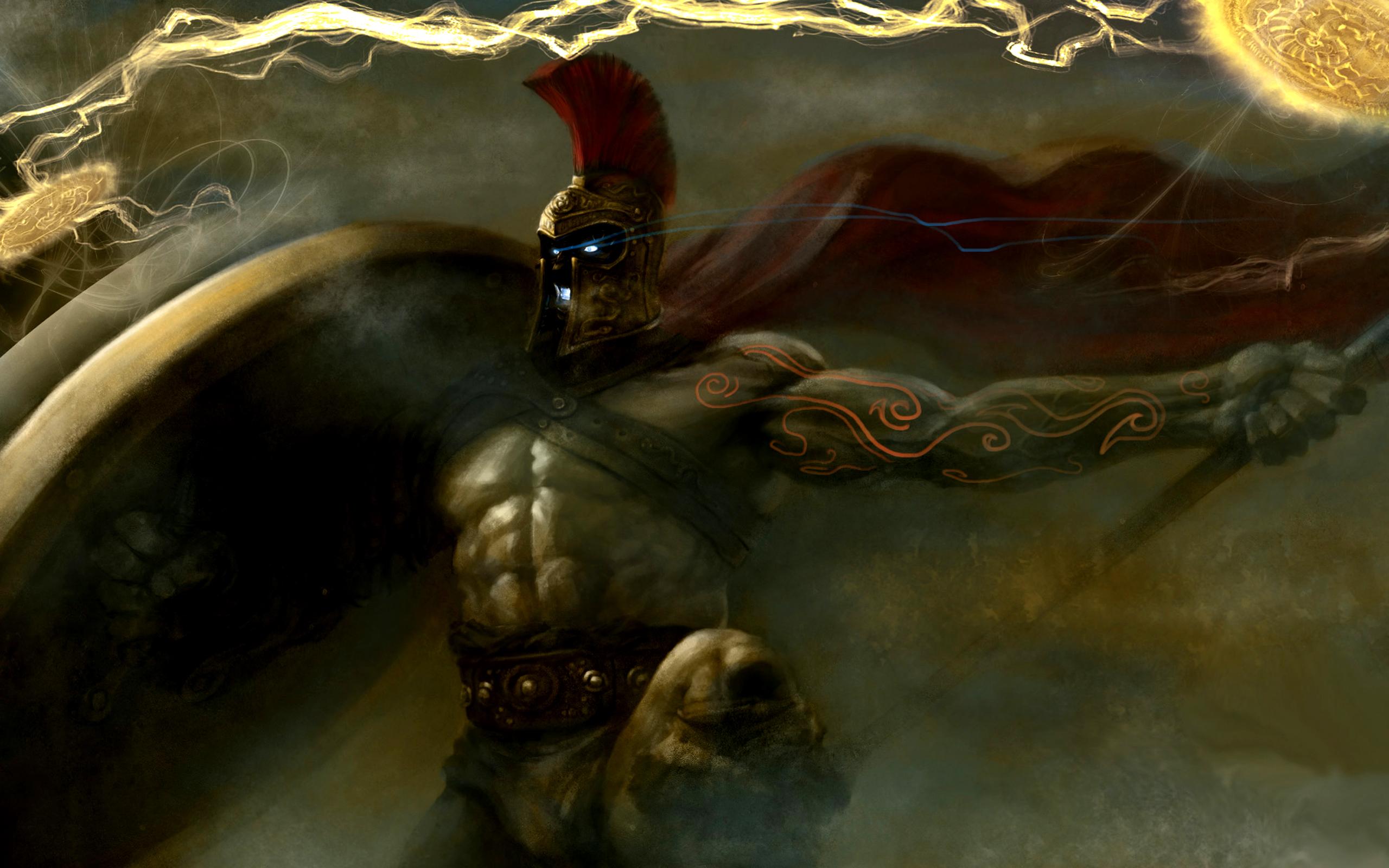 Spartan Warrior wallpaper   ForWallpapercom 2560x1600