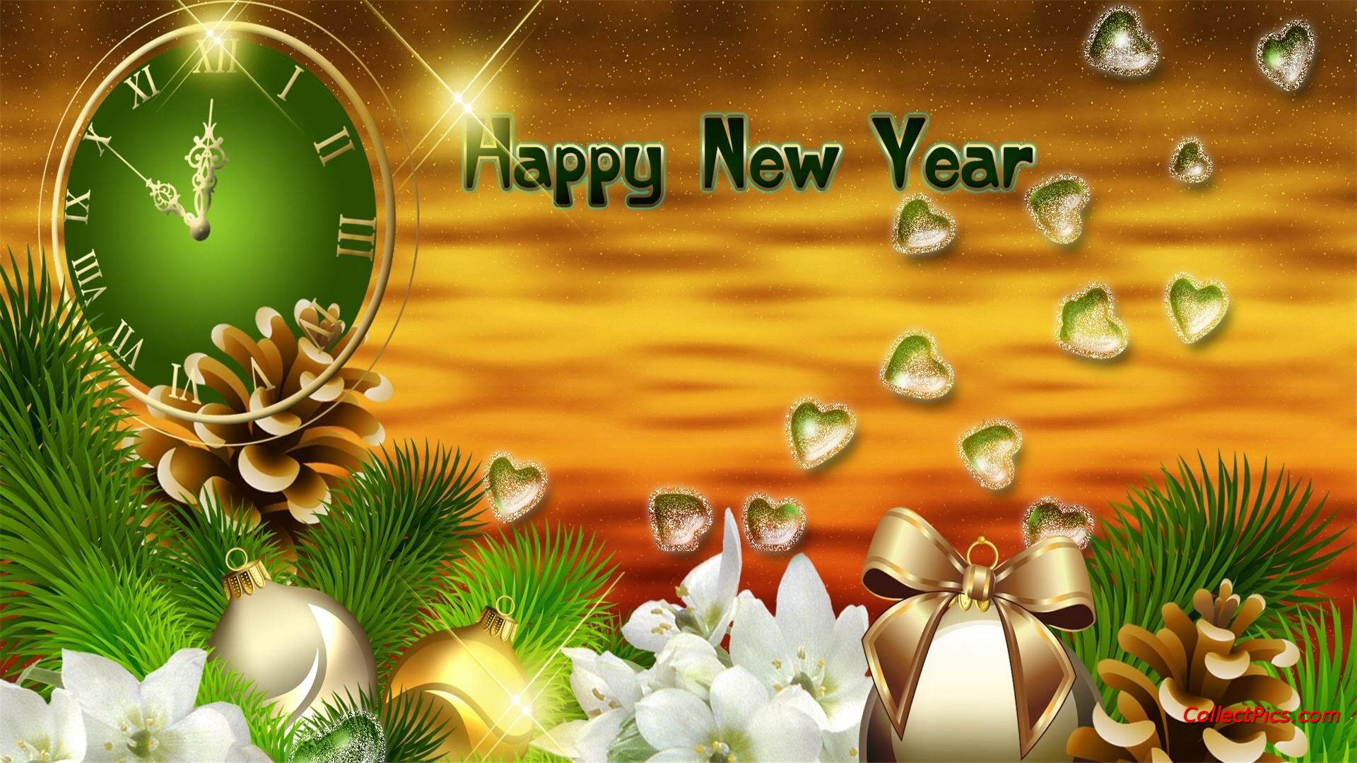 Happy New Year Backgrounds  8 1920x1080