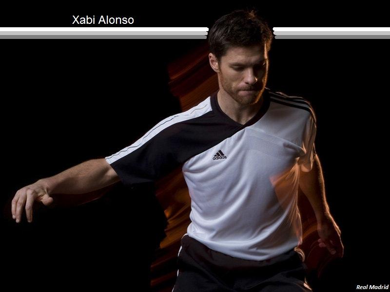 Xabi Alonso Real Madrid wallpaper info 800x600
