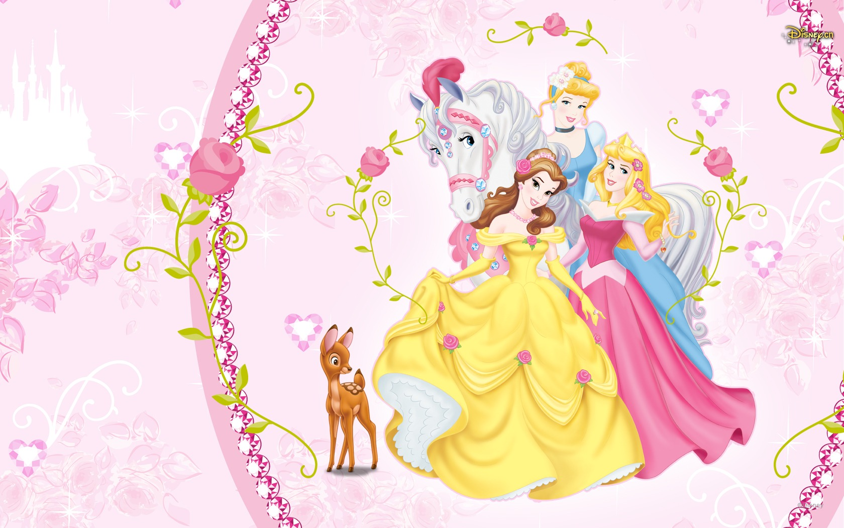 Disney Princess   Disney Princess Wallpaper 33693783 1680x1050