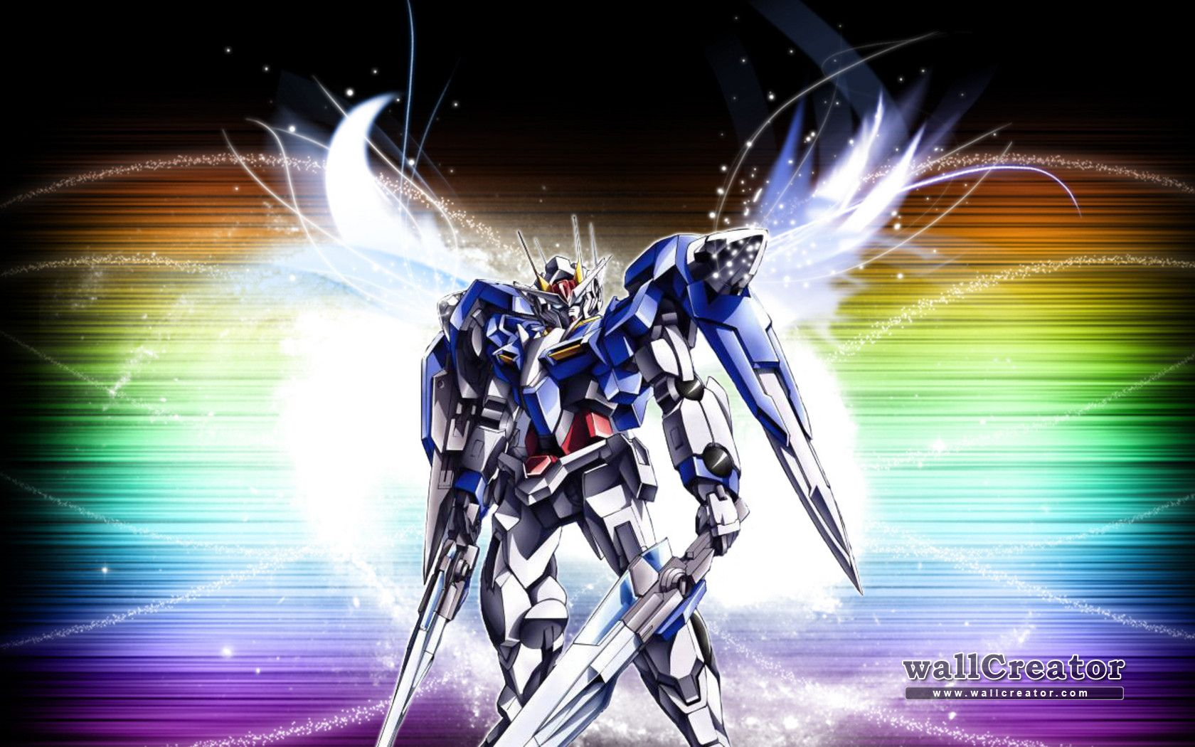 Related Pictures Gundam 00 Wallpapers Gundam 00 Fan Car Pictures 1680x1050