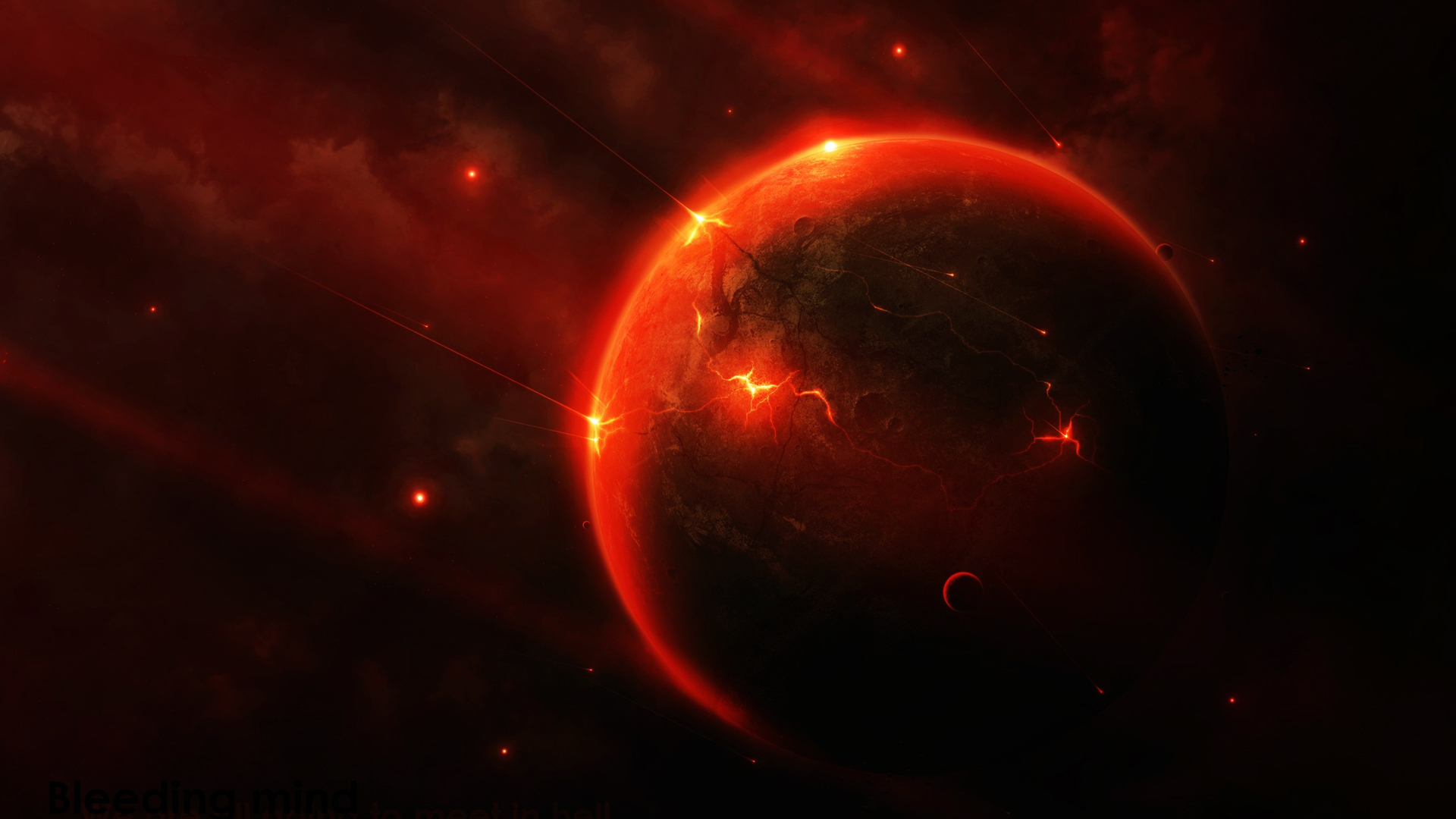 red space wallpaper - photo #26