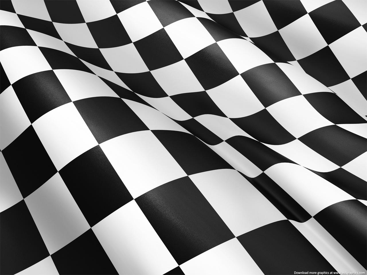 Checkered flag PSDGraphics 1280x960