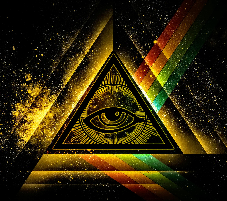 Deviantart Wallpaper: Illuminati Wallpapers