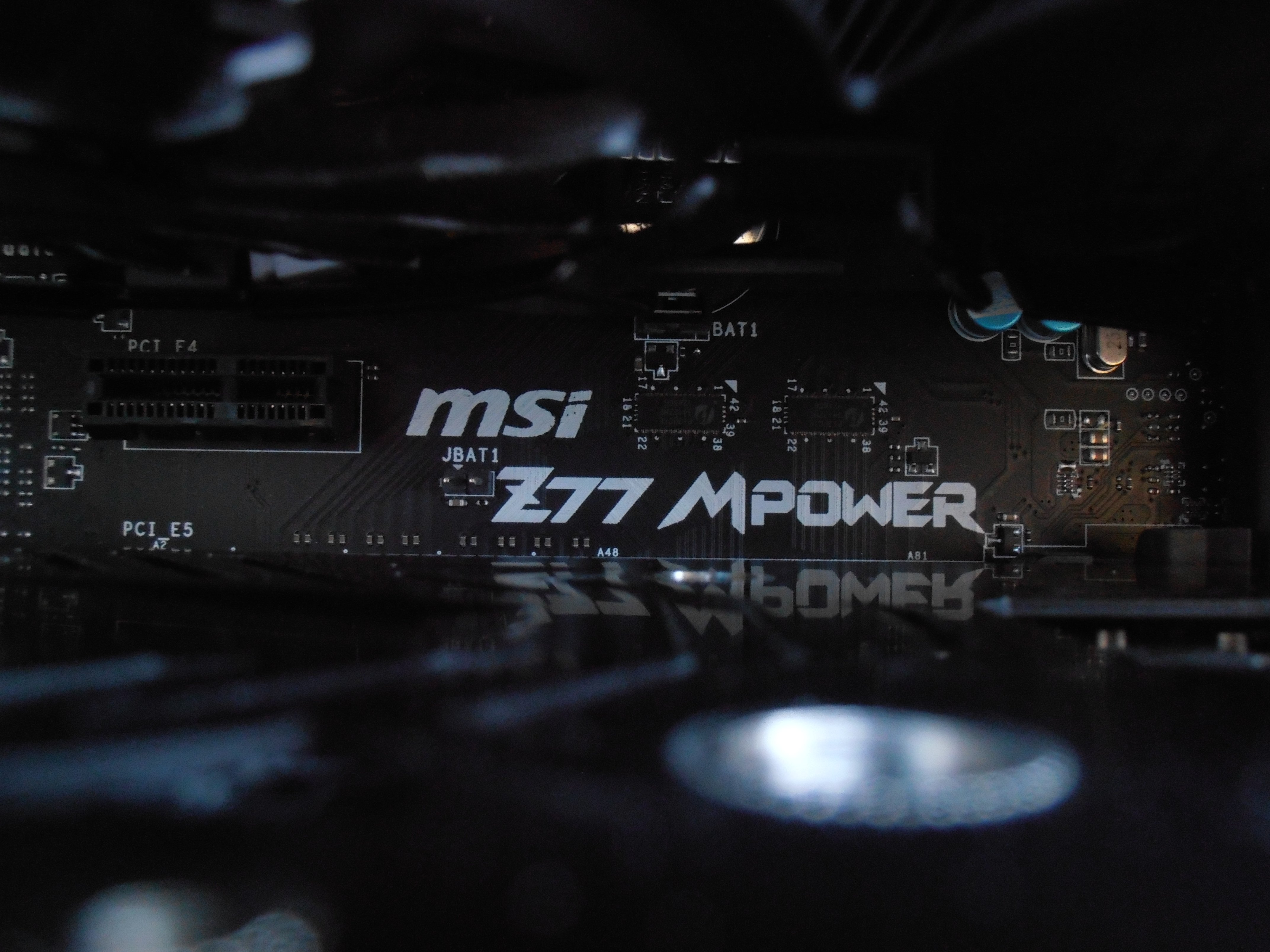 Msi wallpaper computer wallpapers 29111 html code - 0 Html Code Msi Z77 Mpower Motherboard 4k Wallpaper Background