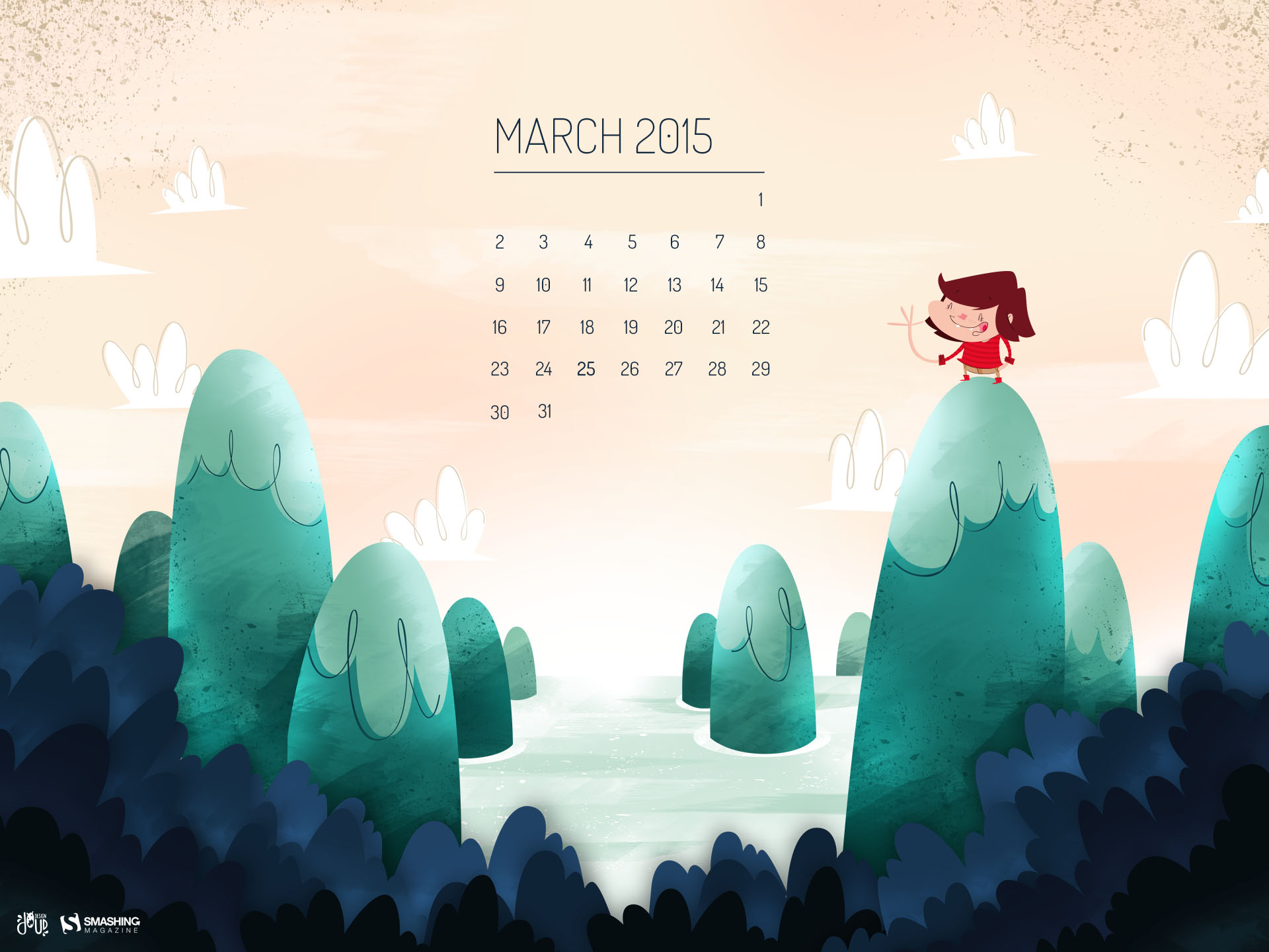 Desktop Wallpaper Calendars March 2015 Smashing Magazine 1920x1440
