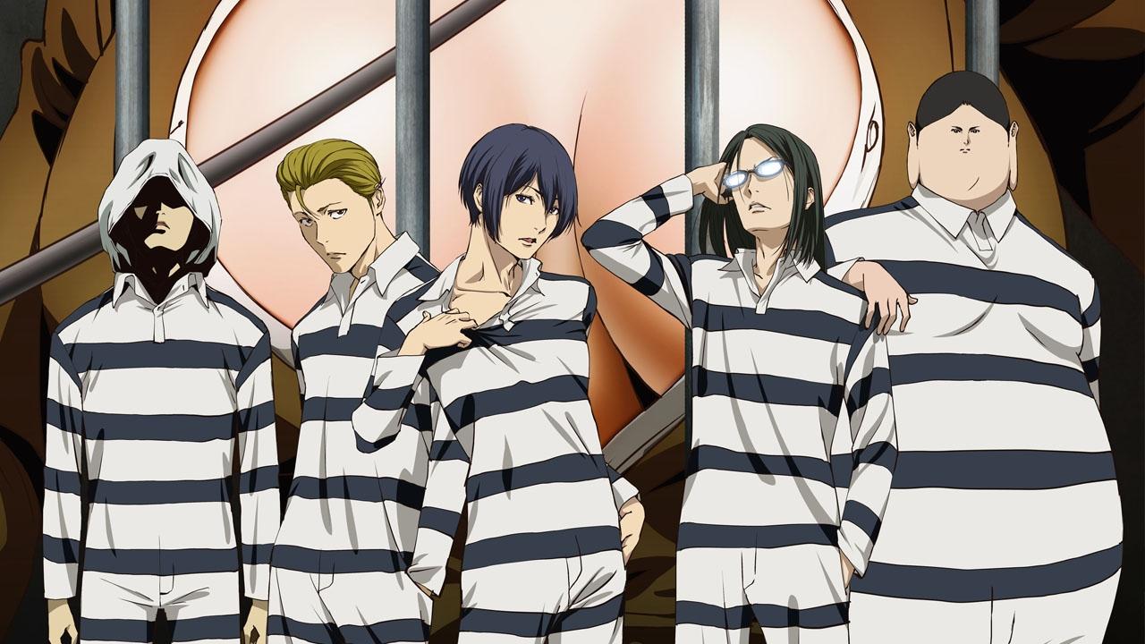 Prison School Wallpaper 1280x720