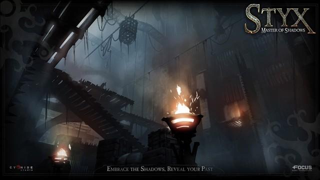 Styx Master of Shadows WALLPAPER 11   Download 640x360