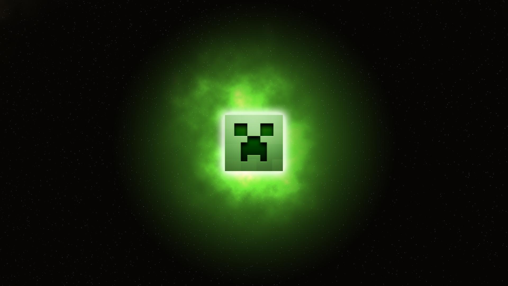 Minecraft Creeper wallpaper 176652 1920x1080